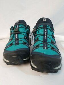 Zapatos Para Hombre Senderismo Salomon Contagrip Modelo ...