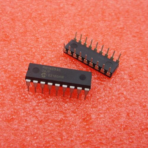 DIP CPU PIC16C54C 04//P PIC16C54C-04//P 16C54 Good Quality