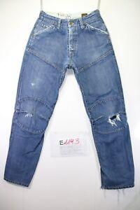 G-Star-Elwood-Heritage-Loose-Cod-E1193-Tg-45-W31-L32-jeans-usato-Vintage