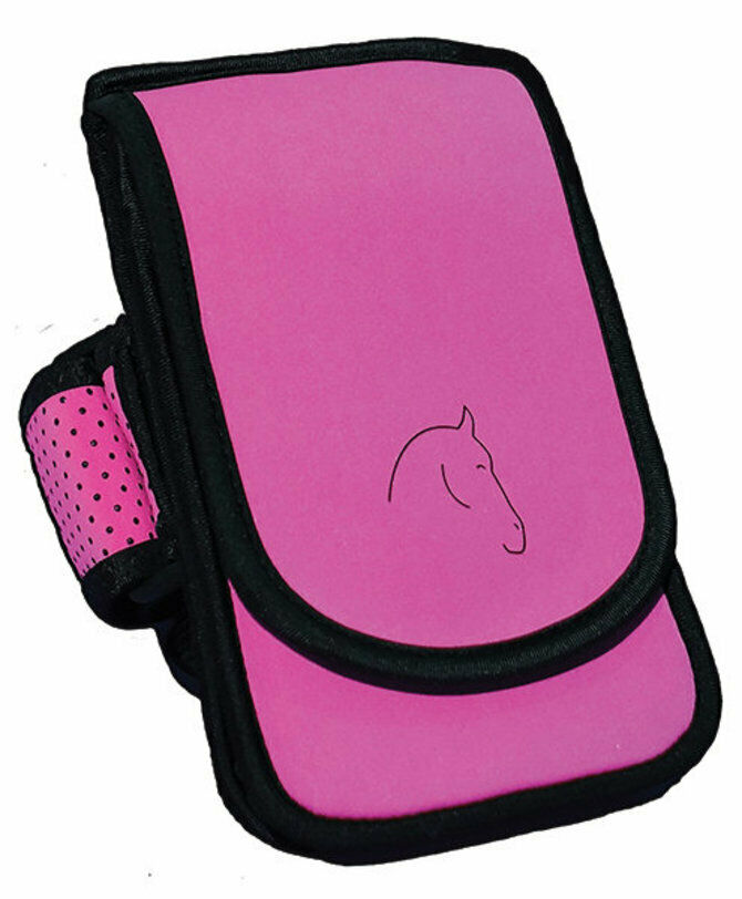 The Horse Holster For Horses Assorted colors Sold as each item Purple color