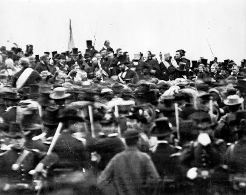 President Abraham Lincoln/'s Gettysburg Address 11 x 14/'  Photo Print