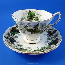 Royal Albert Ivy Lea Tea Cup and Saucer Set
