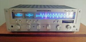 Marantz-2238B-Stereo-Receiver-New-LED-039-s-Working