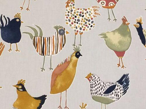 Prestigious Textiles Harriet Colonial Fabric Remnant 50cm x 40cm  100/% Cotton