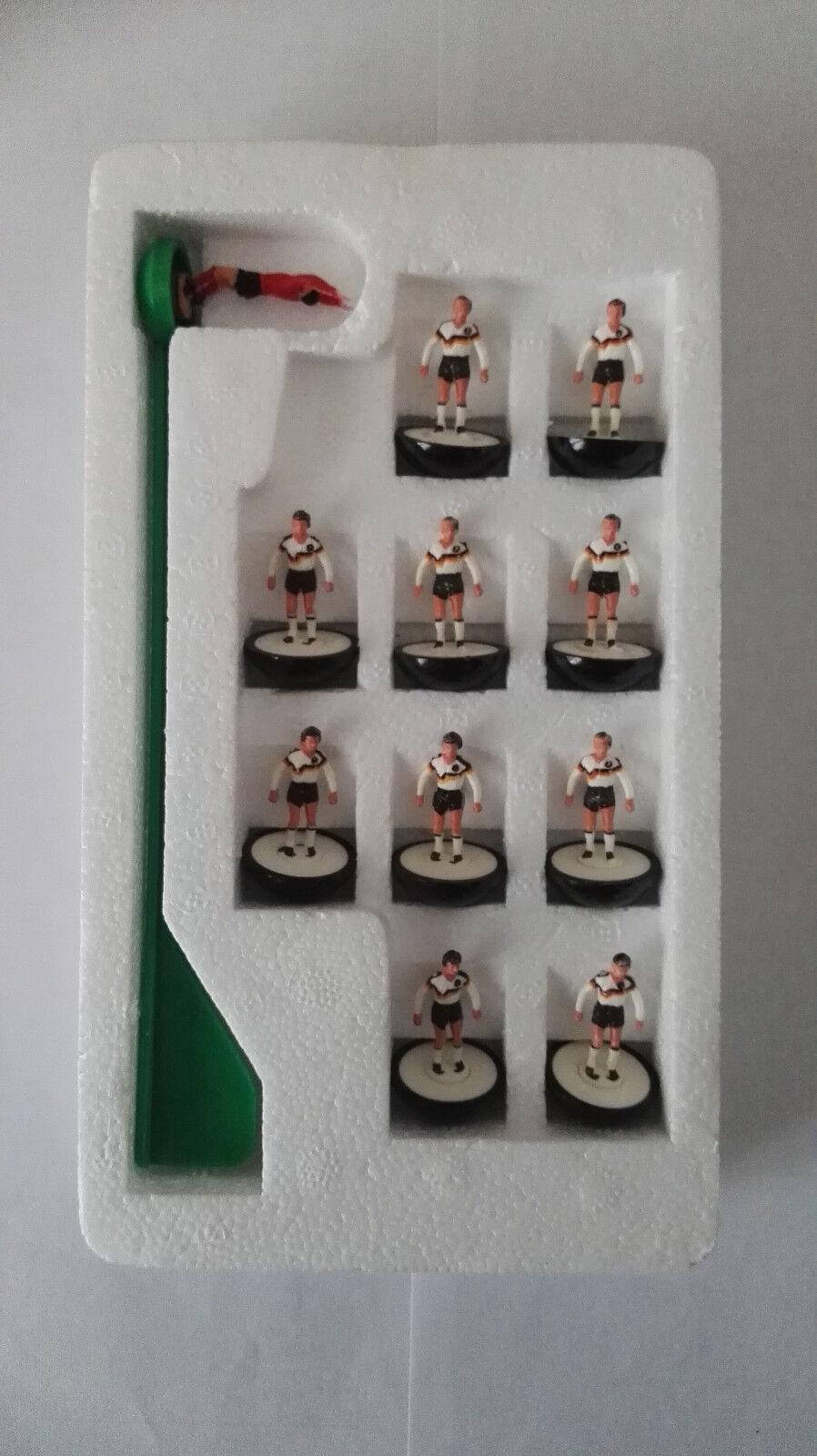 Subbuteo team ref 681 West Germany (Greek box rare) rare) rare) d4a531