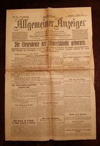Erfurter-Allgemeiner-Indicador-7-Marz-1915-Historico-Periodico-1