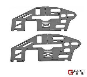 Free-shipping-GARTT-500-metal-main-frame-For-Align-Trex-500-RC-Heli