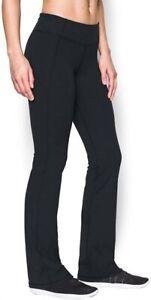 Under-Armour-Women-039-s-Black-Size-Medium-M-Mirror-Activewear-Pants-74-905