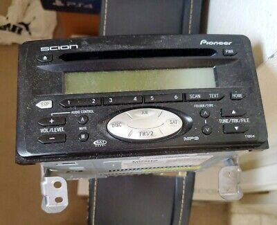 Scion TC xA xB 2004-2006 Factory Pioneer AM FM SAT Radio ...