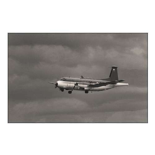 Wall-Art-PRINT-Light-Plane-Black-White-Poster-or-Canvas-Fine-Art-Fly-retro