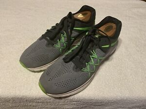 low priced fc390 4e284 Details about NIKE Zoom Winflo 3 Mens Size 11 Gray Running Shoes Sneakers  Jogging Athletic