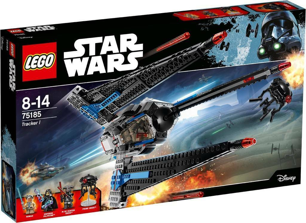 LEGO 75185 Tracker I - STAR WARS 8-14anni