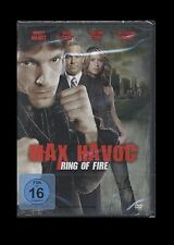DVD MAX HAVOC - RING OF FIRE - MICKEY HARDT *** NEU ***