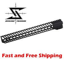 """Seekins Precision NOXs KeyMod Handguard / Ultra-Thin 15"""" Free Float Rail System"""