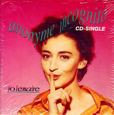 ★☆★ CD SINGLE Jo LEMAIRE Anonyme incognito 2-track CARD SLEEVE  RARE ★☆★