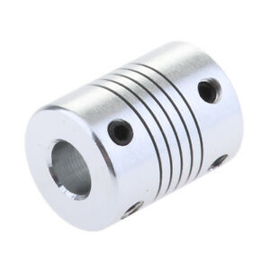 8x8x25mm-Flexible-Motor-Shaft-Coupler-Coupling-for-3D-Printer-or-CNC