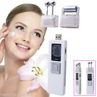 Portable Galvanic Microcurrent Skin Firm Machine Anti -aging Massager Skin Care