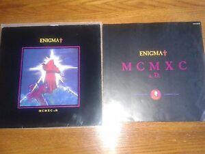 Enigma-MCMXC-a-D-LP-record-Near-Mint