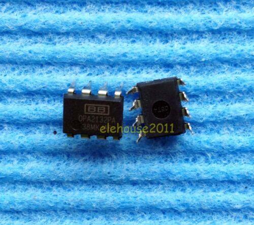 50pcs OPA2132PA DIP