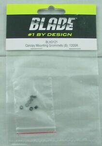 E-Flite-Blade-120SR-Helicopter-Canopy-Mounting-Grommets-8-BLH3121