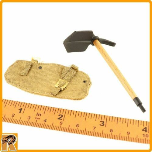 Charlie *A* Red Devils SGT DID Action Figures Entrenching Tool 1//6 Scale