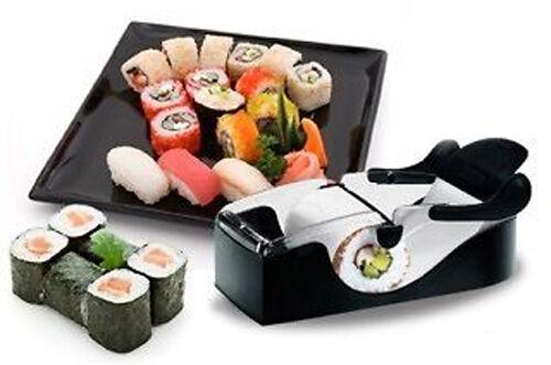 Perfect Roll À faire soi-même Facile Cuisine Magic Roller Sushi Maker Cutter gadget Machine UK