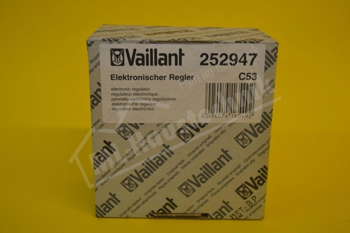 252947 252947 252947 Vaillant Elektronischer Regler für VC / VCW b4f6a1