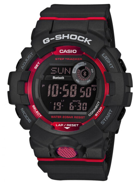 CASIO GBD-800-1ER GBD-800-1jf G-Shock g-Kader Bluetooth
