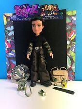 Bratz Boyz Doll Wildlife Safari Cade With Accessories Rare Collectible Doll MGA