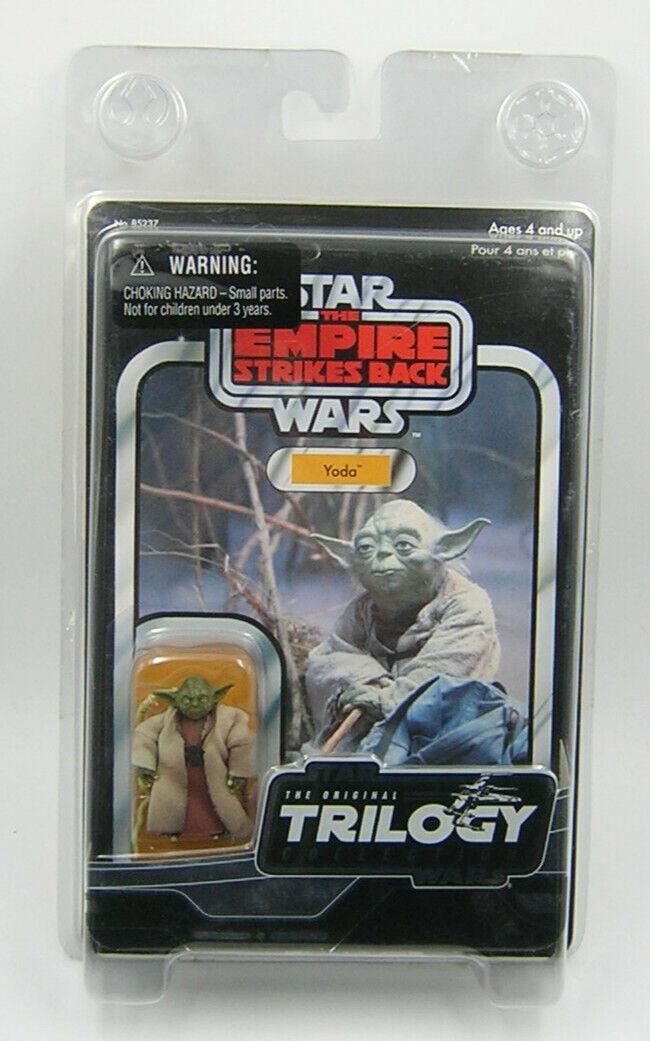 salida para la venta Trilogía Trilogía Trilogía Original Estrella Wars Otc Vintage De Colección VC Yoda  toma