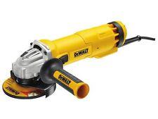 DEWALT-dwe4206-gb 115mm SMERIGLIATRICE Mini 1010 WATT 240 Volt