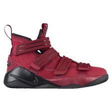 1dc2e68f58c7 item 5 Nike LeBron James Soldier 10 Black Red 844374 016 Men s Size 8 -Nike  LeBron James Soldier 10 Black Red 844374 016 Men s Size 8