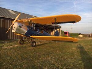 Flugzeug Luftschraube für Dekoration 170cm lang Holz EU Fertigung