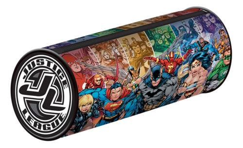 United Justice League Federmäppchen Federmappe Schuletui Schlampermäppchen