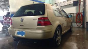 2001 VW Golf GTI GLX VR6 - MKIV - Manual - *** WINTER READY ***