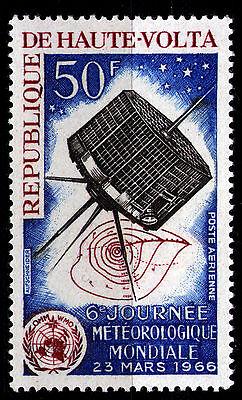 Meteorologie Afrika Burkina Faso-obervolta 181 **