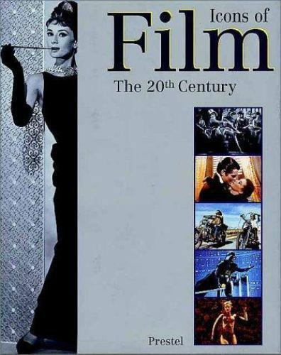 Icons Of Film The 20th Century Hardcover  - $4.00