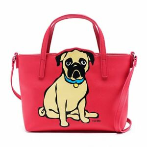 Pug Cross Body Bag Marc Tetro
