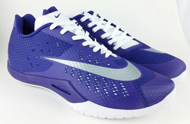 1f714b25616 NIKE Men s 17.5 HYPERLIVE TB Basketball Shoes Sneakers - 834488 501 Purple