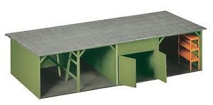 FALLER-120251-H0-Hangar-de-stockage-Hangar-de-marchandises-NOUVEAU-amp-VINTAGE
