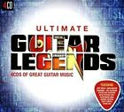 Ultimate... Guitar Legends 0888751478824 by Various Artists CD