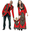 thumbnail 15 - New Fashion Matching Clothes Brand Father Mother and Son Baby Africa V11592