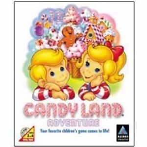 CandyLand-Adventures-A-child-039-s-first-game-comes-to-life-New-CD-Candy-Land