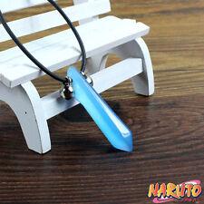 Naruto Tsunade Uzumaki Blue Charms Necklace Pendant Halskette Anime Cosplay Good
