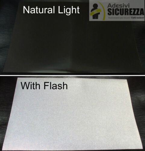 3M 580 scotchlite reflective vinyl tape black color 50 mm x 2 meters