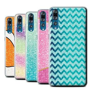 the best attitude abdca 3b38c Details about STUFF4 Phone Case/Back Cover for Huawei P20 Pro /Glitter  Pattern Effect
