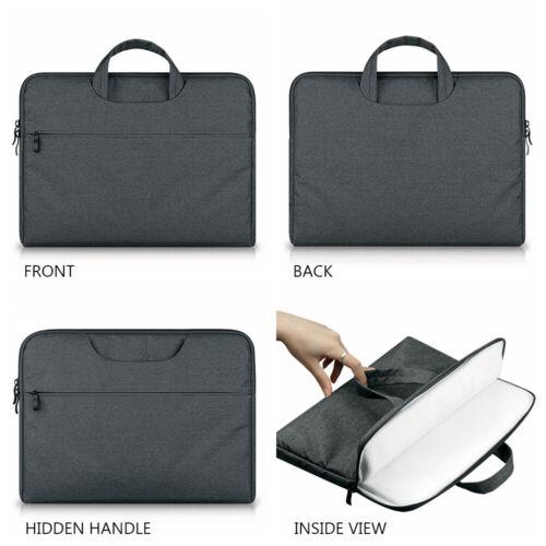 Gehäuse mit Ärmel Deckel Tasche mit Laptop Notebook For MacBook HP Dell Lenovo