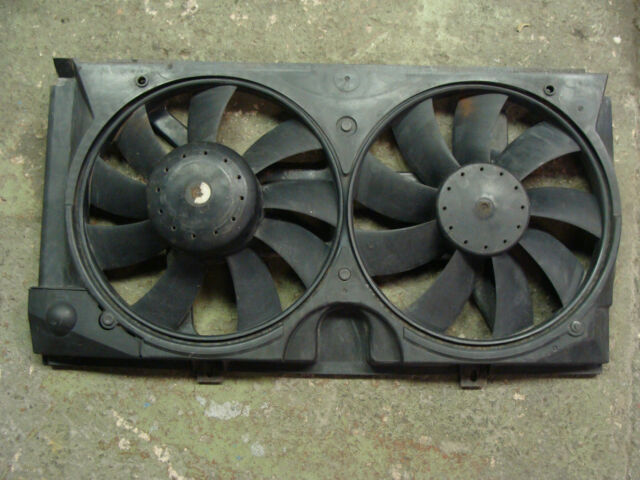 MERCEDES-BENZ E CLASS MB W210 300TD ELECTRIC COOLING FANS 2105052155/ 2105050003