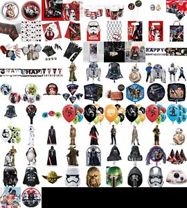 Star Wars Jedi Birthday Party Decoration Table Wear Children