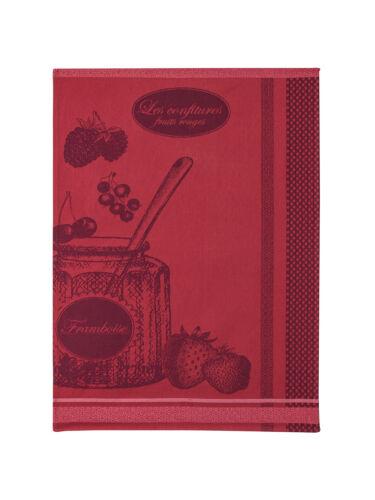 Geschirrtuch Küchentuch Pot de Confiture Marmeladen Topf Coucke